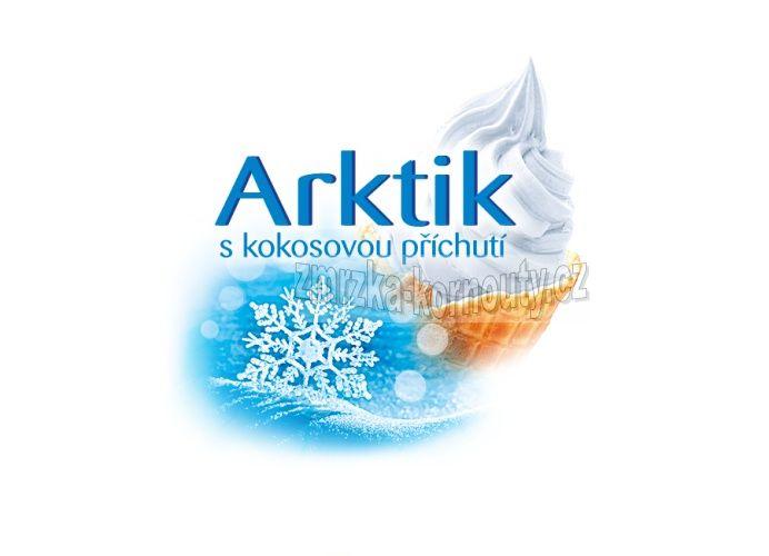 Arktik Tatra Zmrzka s kousky kokosu