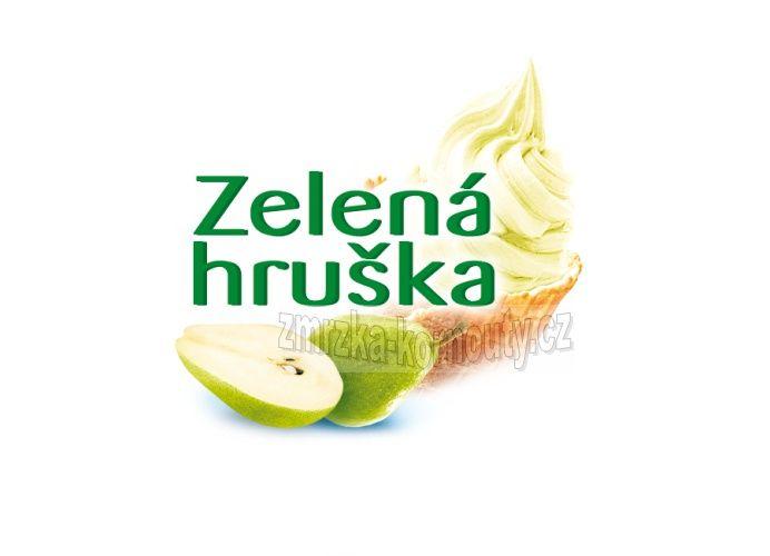 Zelená hruška Tatra Zmrzka