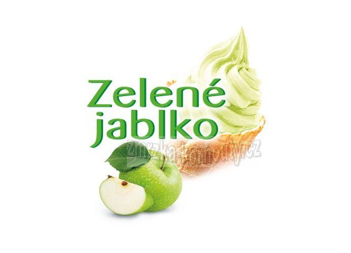 Zelené jablko Tatra Zmrzka