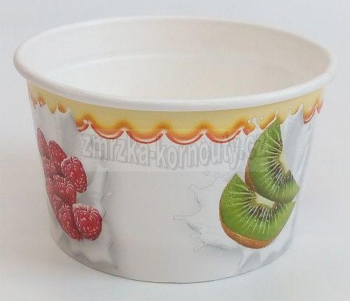 Kelímek papírový na zmrzlinu 120 ml