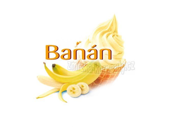 Banán Tatra Zmrzka
