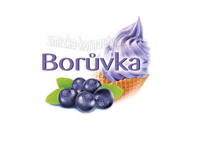Borůvka Tatra Zmrzka